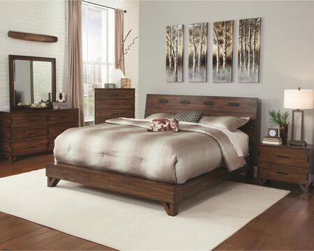 Coaster 204851KE4PC Yorkshire King Bedroom Sets