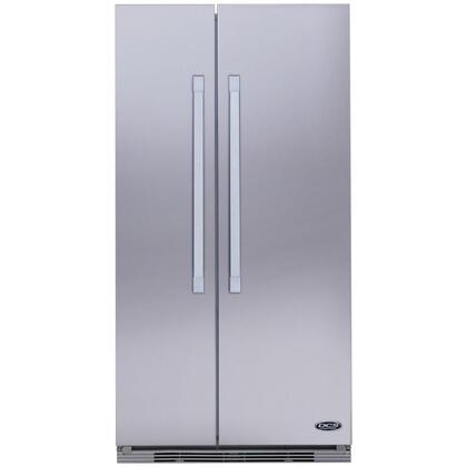 DCS RX215UJX1 Freestanding Side by Side Refrigerator