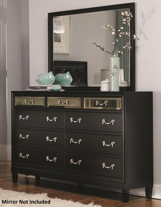Coaster 203123 Devine Series Wood Dresser