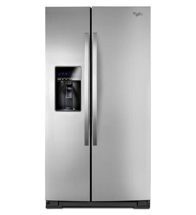 Whirlpool WRS537SIAM Freestanding Side by Side Refrigerator