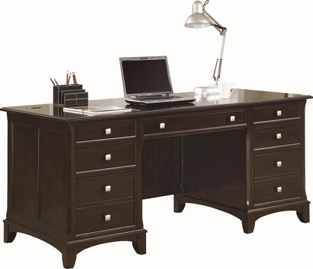 Coaster 801012 Transitional Standard Office Desk