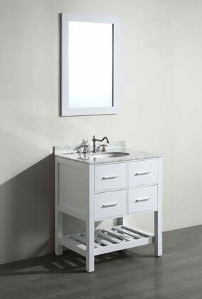 """Bosconi SB2501X 30"""" Single Vanity"""