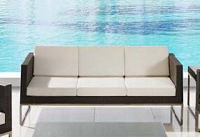 Global Furniture USA S933S  Patio Sofa