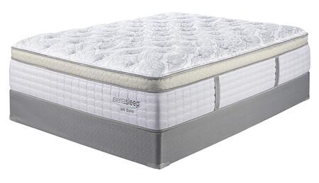 Sierra Sleep M95811M81X12 Mt Dana ET Twin Mattress Sets
