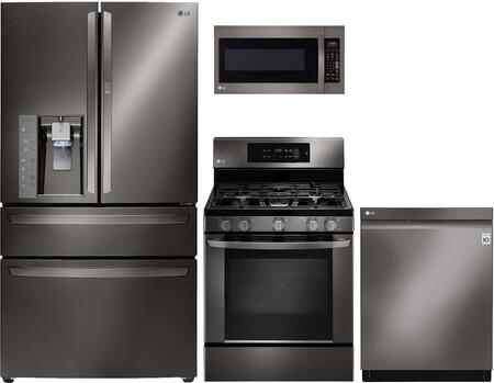 LG 729064 Kitchen Appliance Packages