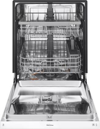 LG LDF5545WW 24 Inch Built In Full Console Dishwasher