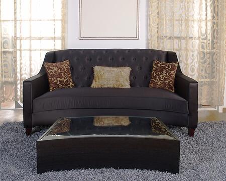 Armen Living LC9043BL Portico Series  Sofa
