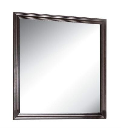 Acme Furniture 21434 Ajay Series Square Both Dresser Mirror