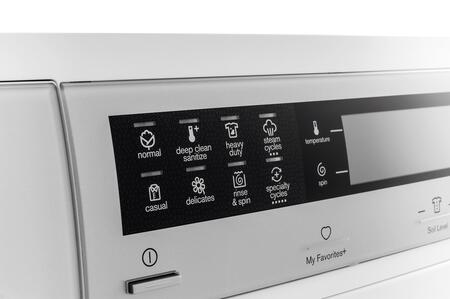 electrolux iqtouch closer look controls