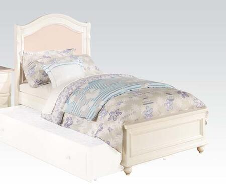 Acme Furniture 11035WT Zoe Series  Twin Size Panel Bed