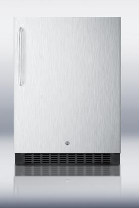 Summit SPR626OSSSTB Freestanding Beverage Center  Appliances Connection