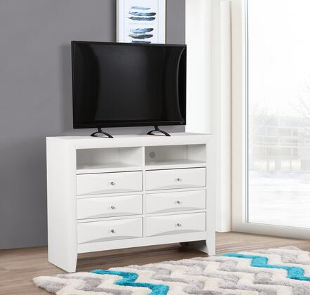 Glory Furniture G1570TV2  Veneers Chest