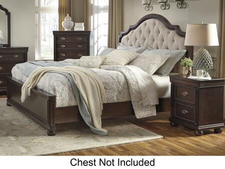 Signature Design by Ashley Moluxy Queen Size Bedroom Set B596QBEDROOMSET