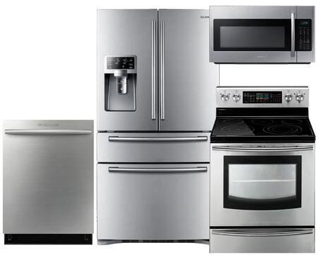 Samsung Appliance 334091 Kitchen Appliance Packages