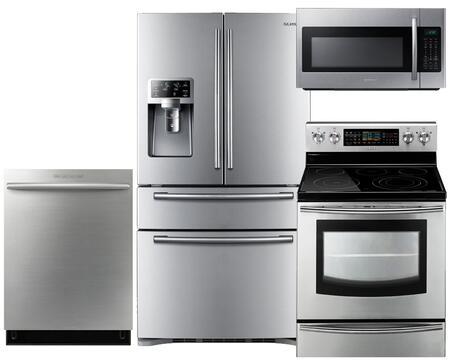 Samsung Appliance RF4287HARSKIT2 Kitchen Appliance Packages