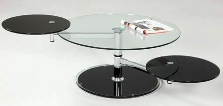 Chintaly 2534CT Modern Table