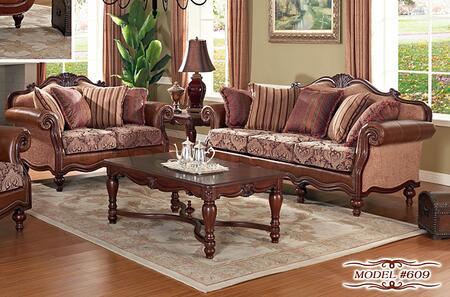 Meridian 609SLSET Living Room Sets