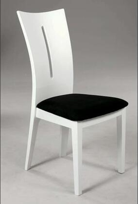 Chintaly LAFAYETTESCWHT  Dining Room Chair