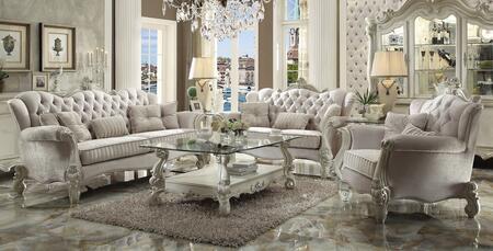 Acme Furniture 521056PC Versailles Living Room Sets