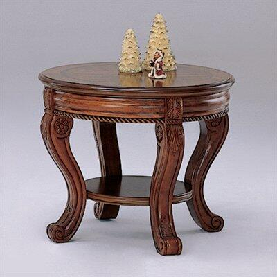 Yuan Tai AT700E Athens Series Traditional  End Table