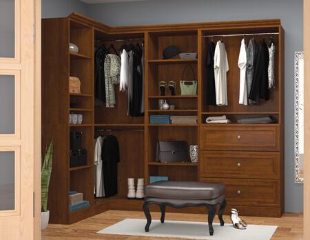 Bestar Furniture 40854 Versatile by Bestar 90'' Corner kit