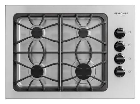 Frigidaire FGGC3045KS Gallery Series Gas Sealed Burner Style Cooktop