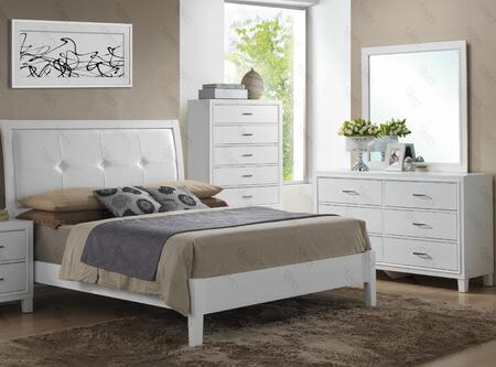 Glory Furniture G1275AKBDM G1275 King Bedroom Sets