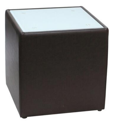 Diamond Sofa steeletm Steel Series  End Table