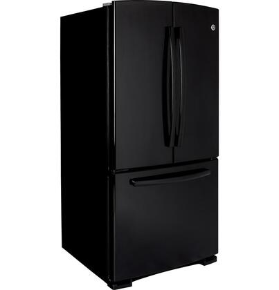 Ge Gns23gghbb 33 Inch French Door Refrigerator With 22 7