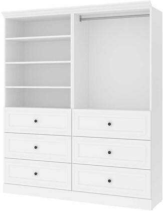 Bestar Furniture 40872 Versatile by Bestar 72'' Classic kit
