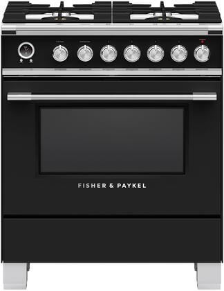 Fisher Paykel Classic Burners