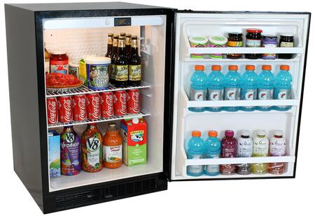 Marvel 61ARMWWFR  Built In Counter Depth Compact Refrigerator with 5.93 cu. ft. Capacity, 2 Glass Shelves