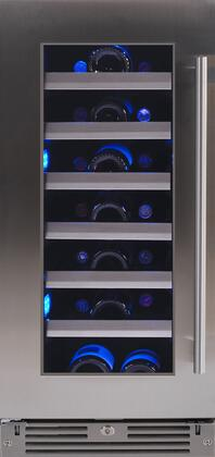 XO XOU15WGSL Wine Cooler