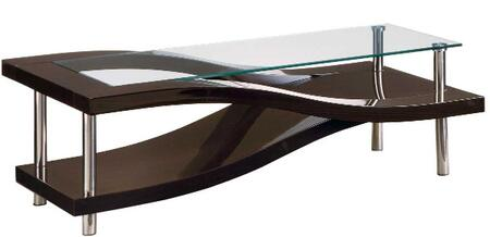 Global Furniture USA 759CMah Contemporary Table