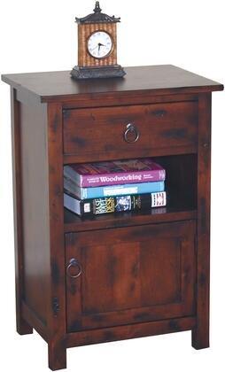 Sunny Designs 2137DC Santa Fe Series  End Table