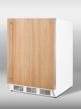 Summit VT65MIFADA  Freezer with 3.5 cu. ft. Capacity