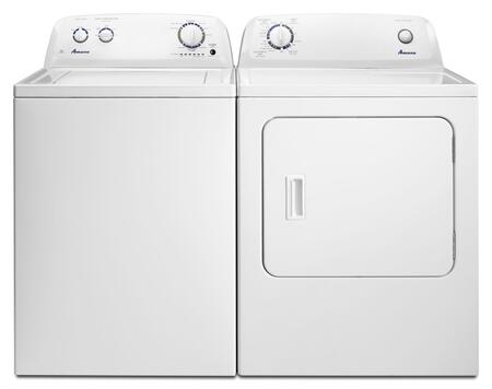 Amana 601936 Washer and Dryer Combos