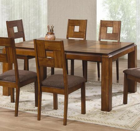 Coaster 102191SET5 La Cienega Dining Room Sets