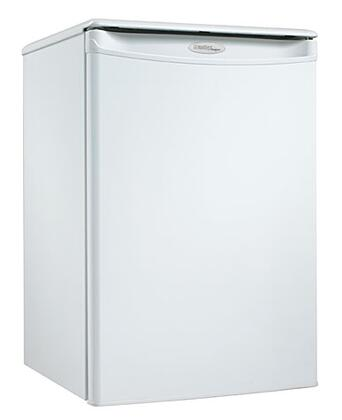 Danby DAR259W  Counter Depth All Refrigerator with 2.5 cu. ft. Capacity in White