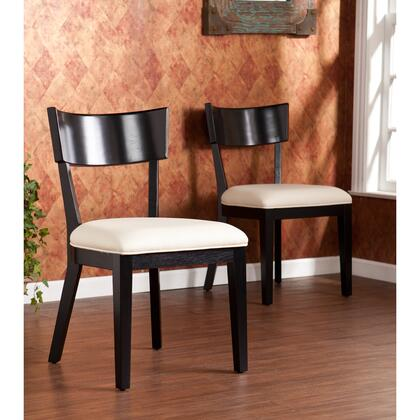 Holly & Martin Paolo Dining Chairs 2pc Set