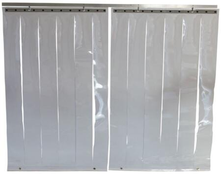Ojeda Clear Cool Curtain for