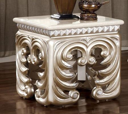 Yuan Tai ST3300END Strasbourg Series Traditional  End Table