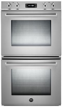 "Bertazzoni FD30PROXT 30"" Double Wall Oven, in Stainless Steel"