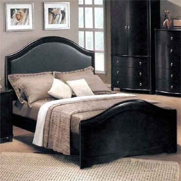 Yuan Tai SA2120Q Sada Series  Queen Size Panel Bed