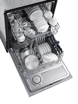 Samsung DW80J7550US 24 Inch Built In Fully Integrated Dishwasher