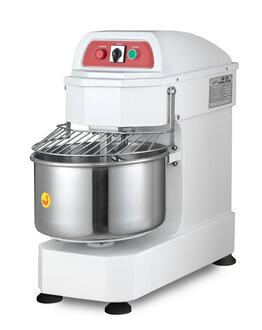Eurodib LM Spiral Mixer with The Built-In Timer, Emergency Stop, Bowl Guard Switch.