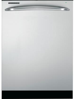 GE PDW7880VSS Profile Series Built-In Fully Integrated Dishwasher with 4 Wash Cycles Hard Food Disposer |Appliances Connection