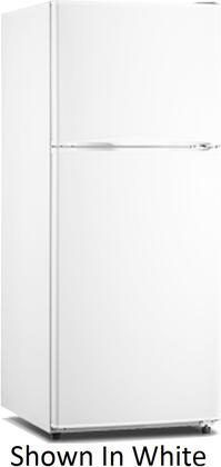 Equator RF443FW1220SS  Refrigerator with 12.0 cu. ft. Capacity in Stainless Steel
