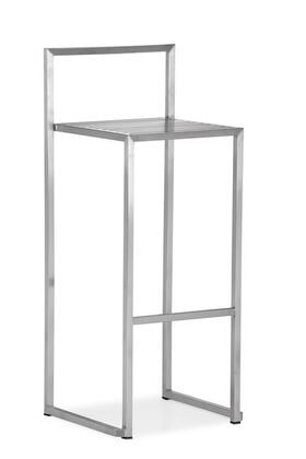Zuo 701146 Dalton Series Commercial/Residential Bar Stool