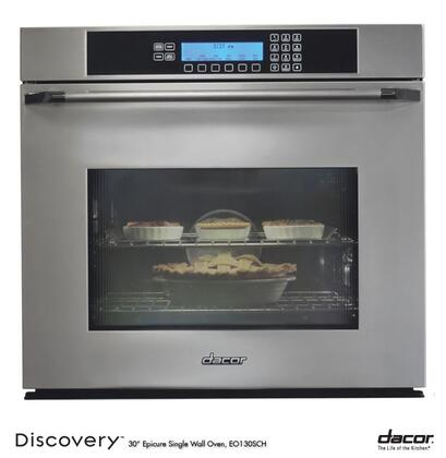 "Dacor EO130BK 30"" Single Wall Oven, in Black"